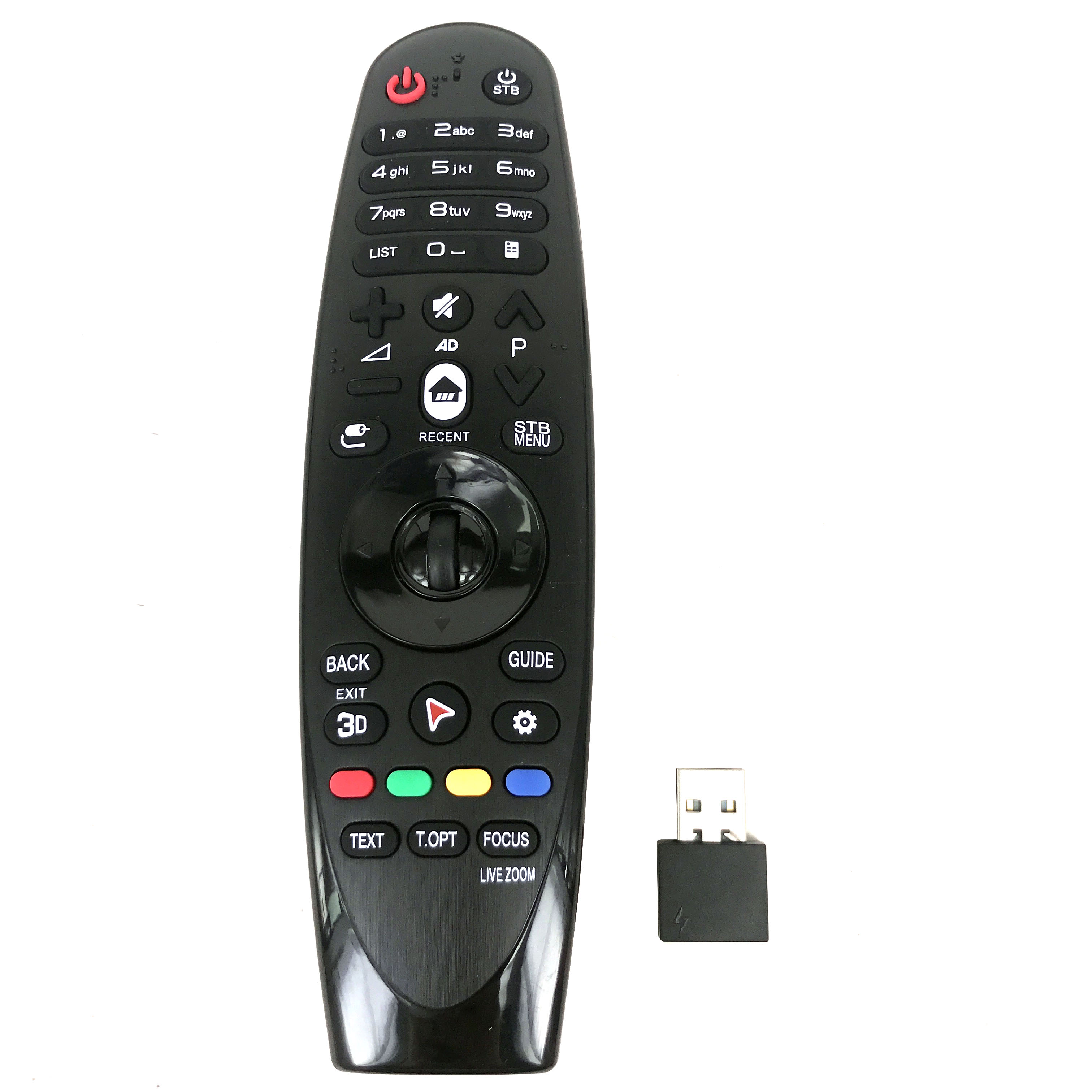 NEW remote control AM HR650 AN MR650 Rplacement For LG Magic Select 2016 Smart television UH9500 UH8500 UH7700 Fernbedienung|Remote Controls| |  - title=