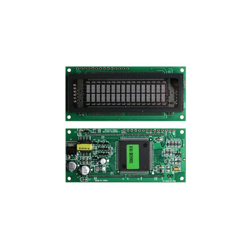 M0216SD-162SDAR2-1 Optoelectronics MODULE VF CHAR 2X16 5.34MMM0216SD-162SDAR2-1 Optoelectronics MODULE VF CHAR 2X16 5.34MM