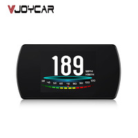 VJOYCAR P12 5 8 TFT OBD Hud Head Up Display Digital Car Speed Projector On Board