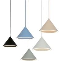 Nordic Pendant Lights Acrylic LED Pendant Lamp Modern Macaron Hanging lamp for Living Room Bedroom Lustres Kitchen Fixtures