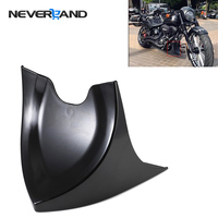 Motorcycle Lower Chin Fairing Front Spoiler For Harley Sportster 48 883 1200 2004 2018 Fatbay Softail Touring Glide Dyna D35
