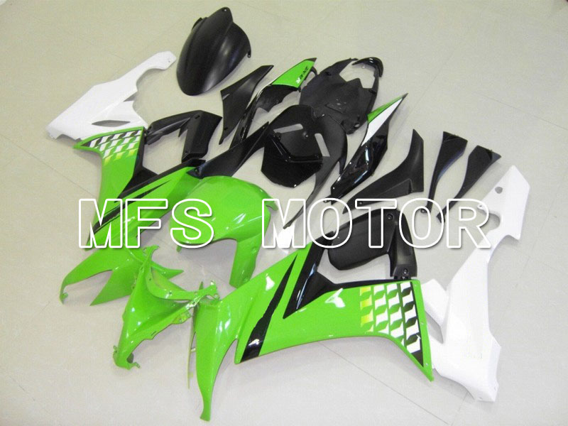 Motorcycle For Kawasaki NINJA ZX10R 2008 2009 2010 08 09 10 Injection ABS Fairing Kits NINJA ZX 10R 08 09 10 Green Black White
