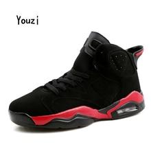 Износостойкости хлопчатобумажной athletic баскетбольной пару dmx нить дышащая резиновые ткани обуви
