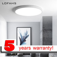 LOFAHS Modern ceiling lights and high quality ceiling lights for the Office guest living study bed room ultra thin Hot led lamp