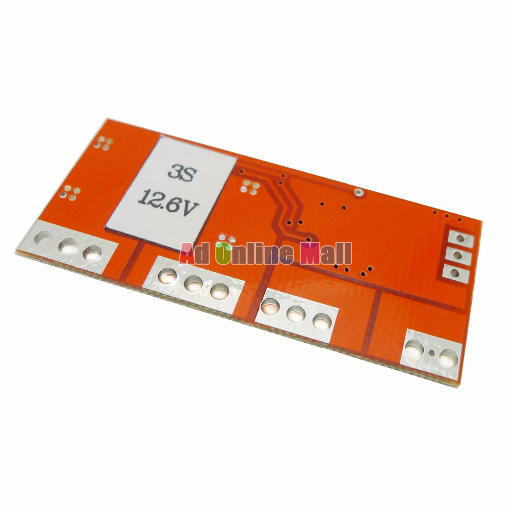 3s 30a High Current Li Ion Lithium Battery 18650 Charger Protection 108v 111v 20a Circuit Board 126v In Integrated Circuits From Electronic Components Supplies On
