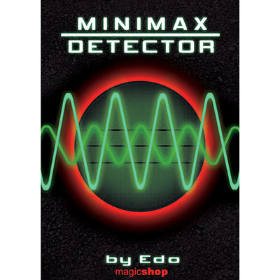 Détecteur magnétique Minimax par Edo/tour de magie/vente en gros/livraison gratuite