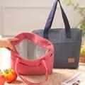 Новый тепловой мешок еды кулер сумки небольшой портативный охладители корзинку для пикника мешок доставка еды мешки bolsa termica 2016 Новый а