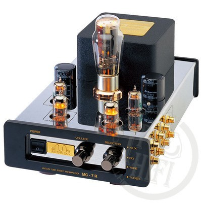 MEIXING MINGDA MC-7R Hot sale Vacuum Tube Pre-amplifier Pre AMP Preamp Pre-amplifier Pre amplifier 12AX7x2 12AU7x1 AC110~220V erato diy copy marantz 7 pre vacuum tube preamplifier pre amp preamp pre amplifier pre amplifier tube amplifier lundahl ll5402 2