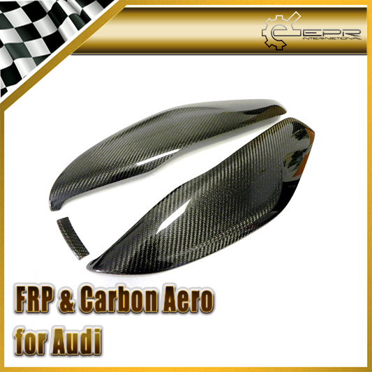 Car Styling For Audi 2011 A1 Carbon Fiber Center Console Side Cover
