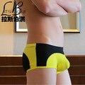Barato caliente Nuevo Calidad Marcas de Moda Sexy Sexy hombres del Algodón Boxers Shorts Señor Mejores Muchachos de la Ropa Interior Trunks Casual Hombre calzoncillos