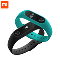 Original Xiaomi Mi Band 2 MiBand 2 Smart Wristband Bracelet Heart Rate Fitness Touchpad OLED Screen