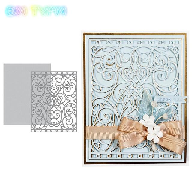 חדש מסגרות מתכת חיתוך מת שבלונות עבור DIY רעיונות/אלבום תמונות דקורטיבי הבלטות DIY נייר כרטיס