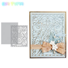 New Frames Metal Cutting Dies Stencils for DIY Scrapbooking/photo album Decorative Embossing DIY Paper Card(China)