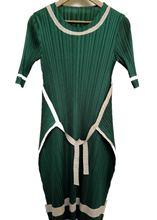 Новое модное плиссированное платье миаке european station платья