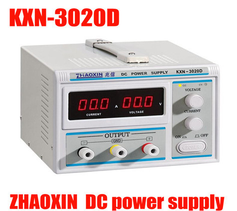 KXN-3020D DC power supply 30V20A adjustable power supply 30V 20A LED High-Power Switching Variable DC Power Supply 220V 1200w wanptek kps3040d high precision adjustable display dc power supply 0 30v 0 40a high power switching power supply