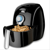 220V/1300W 2.7L Household Non stick Multifunctional Electric Air Fryer Oil Free And Smokeless French Fries Machine
