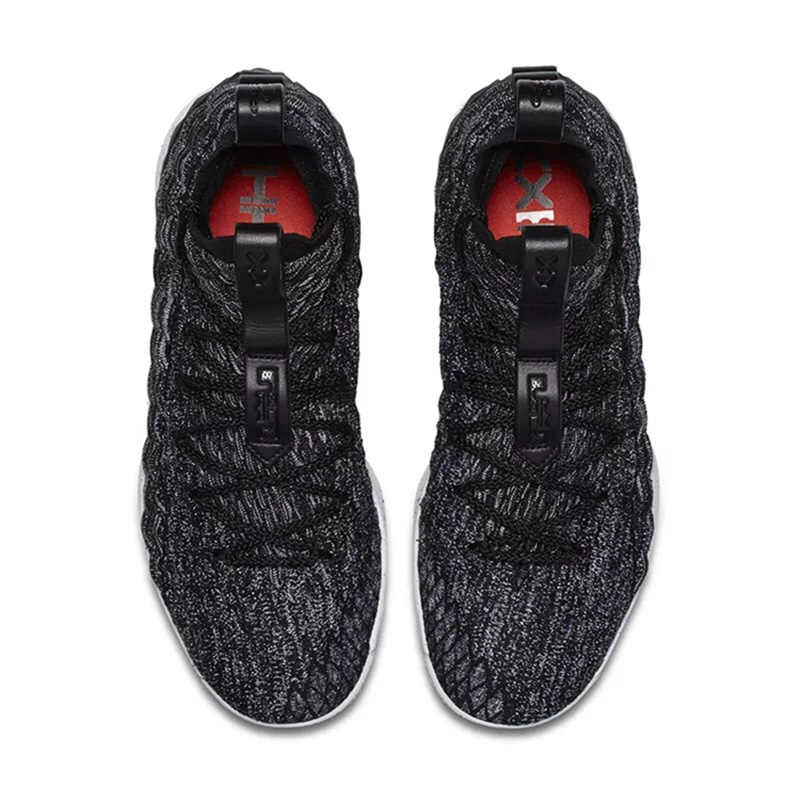 50609ea21593 ... Nike Lebron 15 LBJ15 Breathable Original New Arrival Offical Men s  Basketball Shoes Sports Sneakers Trainers ...