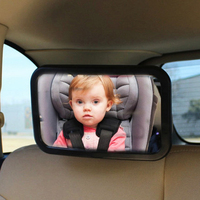Car Universal Rear View Mirror Baby Chair Mirrors Car Safety Backseat Rear View Observe Mirror