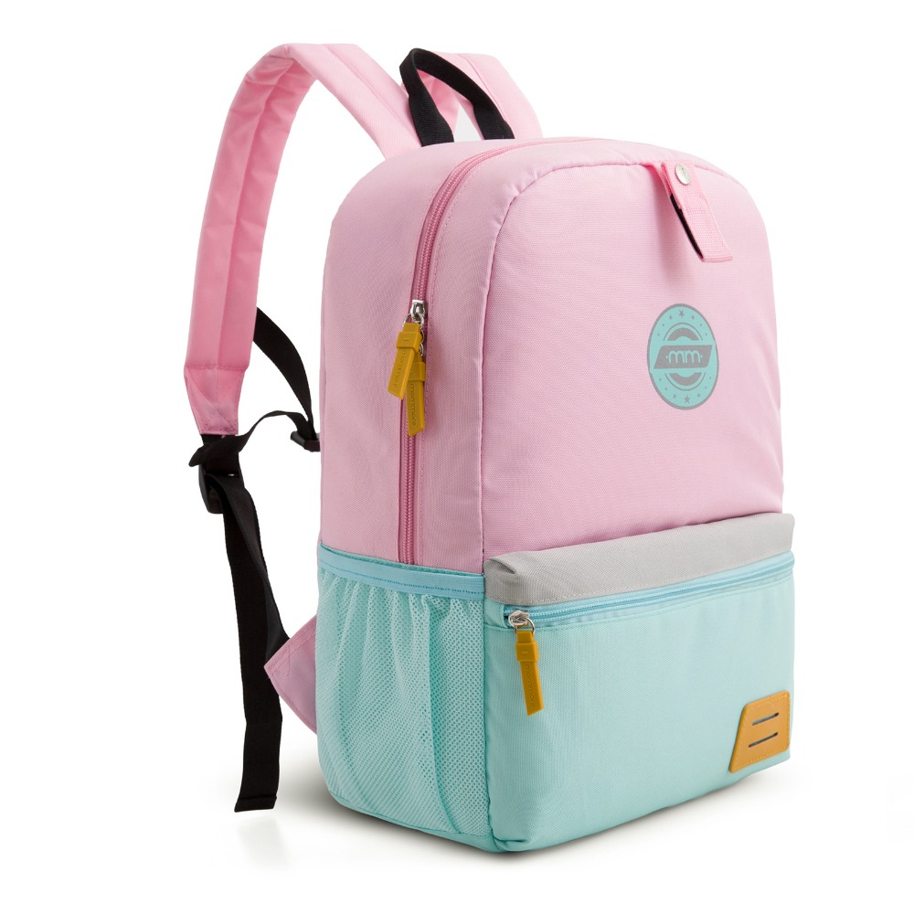 mommore Kids Backpack for Kindergarten Different Size Canvas School bag for Boys  Girls Bag for Picnic Cute Lunch Bag For Kids -in Diaper Bags from Mother ... b17523a1595b8