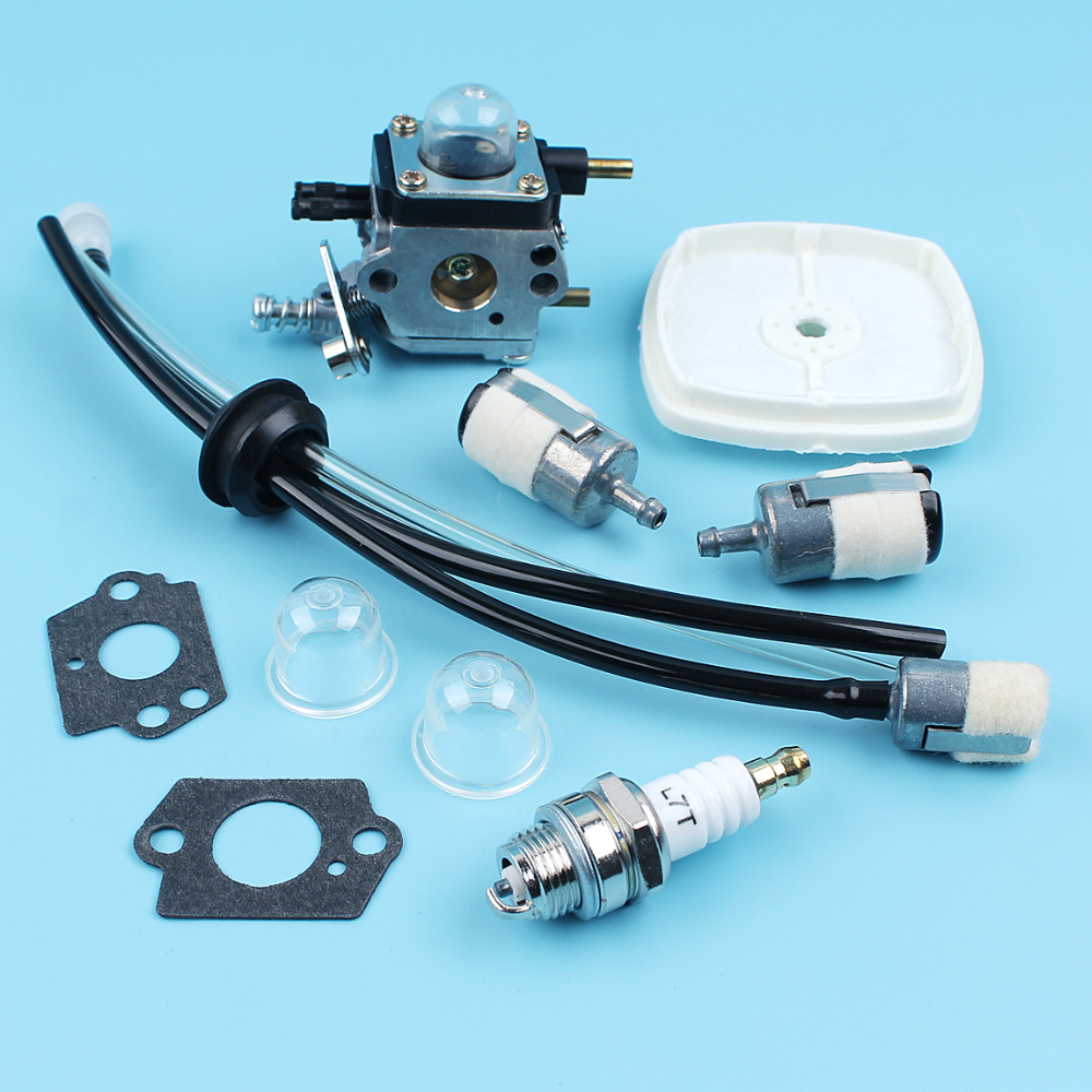 carburetor fuel air filter line primer bulb kit for zama. Black Bedroom Furniture Sets. Home Design Ideas