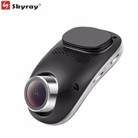 Hidden Mini Car DVR Dash Camera 4G WiFi Remote Monitor GPS ADAS Cam Camcorder Full HD 1080P Night Vision Dual Lens Auto Camera