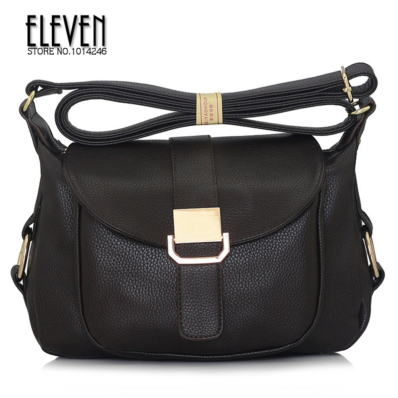 Fashion Leather Women Handbags Casual Ladies Crossbody Bags Women Shoulder Messenger Bag Bolsa Feminina Small Purse High Quality