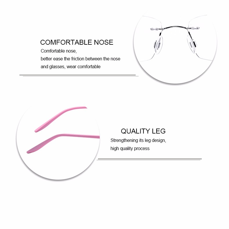 New-Fashion-Titanium-Myopia-Rimless-Glasses-Memory-Eyeglasses-Optical-Frame-TR90-Eyewear-Women-Brand-Designer-8201-FONEX_13