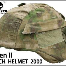 Второе поколение Emerson MICH 2000 чехол для шлема/Аксессуары для шлема страйкбола