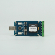 MPS-110001 with Isolated 24 Bit USB Data Acquisition Card, Accurate to Micro Volt