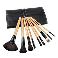 1set 24Pcs Professional Make Up Brushes Eyeshadow Powder Brush Set Cosmetic Makeup Brushes Tool Kit Brushes
