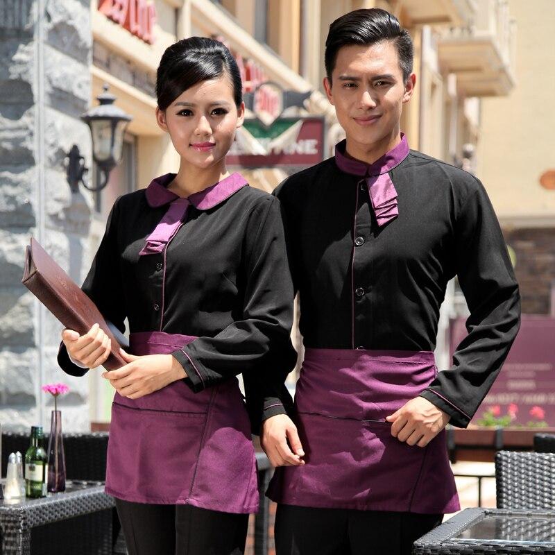 Šéfkuchař Uniform Hotel Uniform Restaurace Káva Hotel Restaurace Číšník Oděvy Pracovní oděvy s dlouhým rukávem Pracovní oděvy