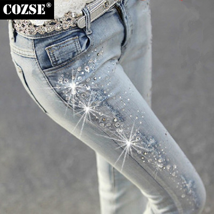 Womens Express Jeans