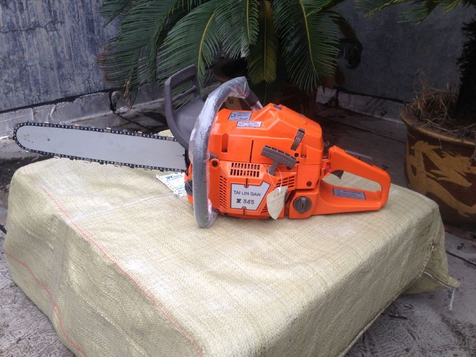 H365 chain saw with 20 guide bar good quality chain high quality 6500 chain saw garden