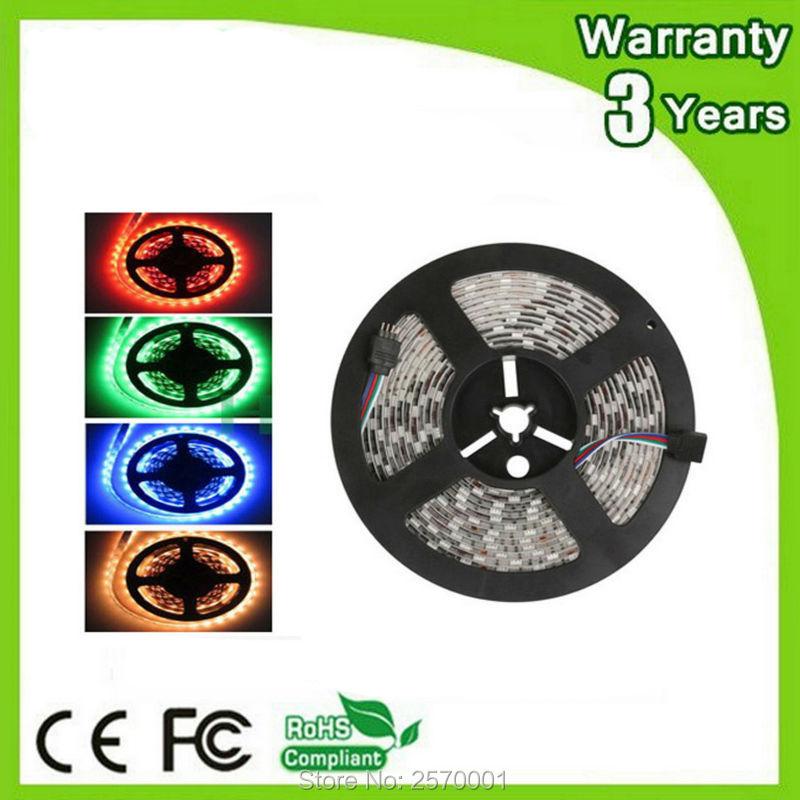 (10PCS / παρτίδα) 5Μ 300LEDs 600LEDs 60LEDs / m 120LEDs / m - Φωτισμός LED