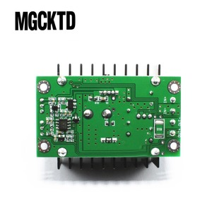 Image 2 - 300 W XL4016 DC DC Max 9A Step Down Buck Converter 5 40 V Naar 1.2 35 V Verstelbare voeding Module LED Driver voor Arduino
