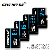 new arrival Micro SD 32GB Card 8GB 16GB TF Card 4GB Carte SD map SDHC/SDXC Cartao De Memoia 64GB Micro SD Card With Adapter