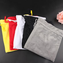 20 шт/лот 115x145 см двойные Утолщенные мягкие бархатные мешочки