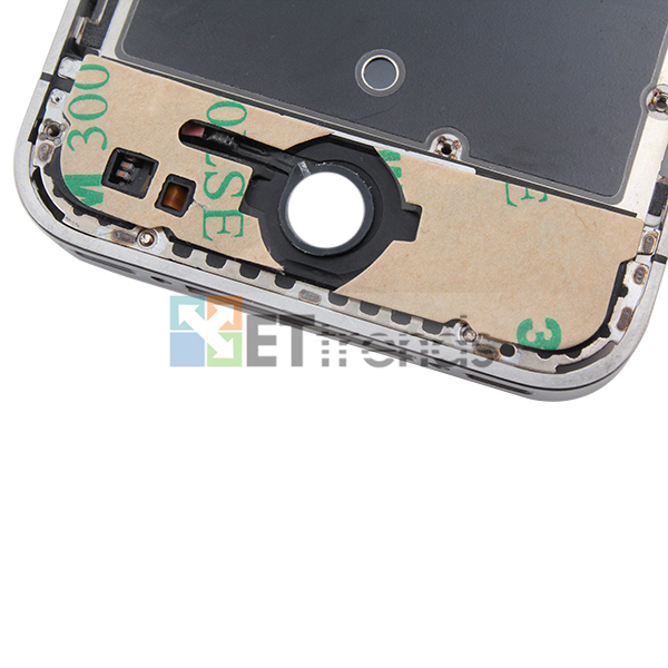 Metal Middle Plate Assembly for iPhone 4S - White  (10).jpg
