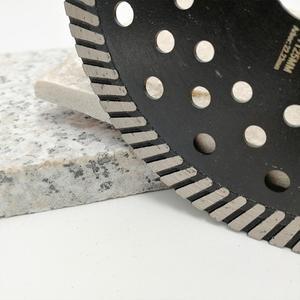 Image 4 - SHDIATOOL lames de scie circulaire de 7 pouces, 230MM, diamant pressé à chaud, granit, marbre, béton, maçonnerie