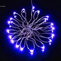 New 4M 40 LED String Light Battery Operated Wedding Party Christmas Light