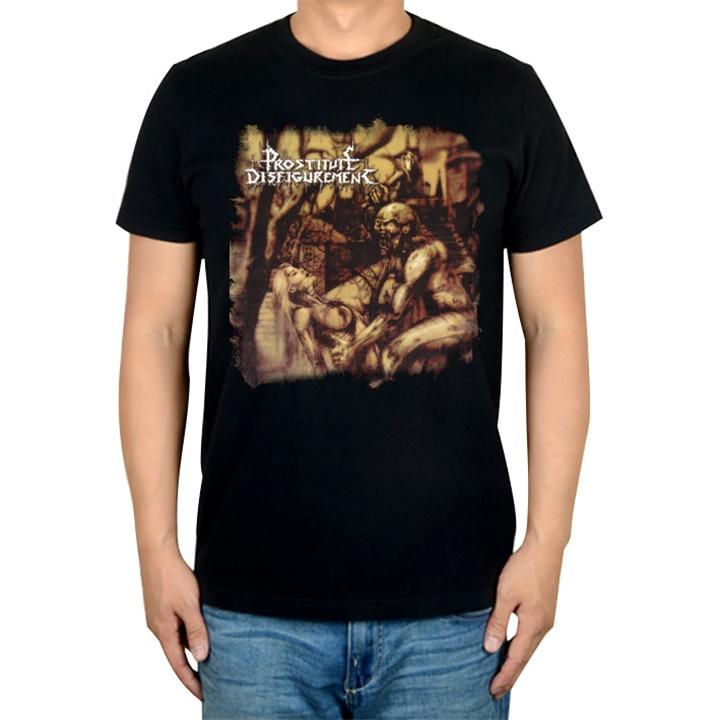 16 дизайнов, футболка для проститутки, секс, убить рок, брендовая футболка, хлопок, панк, фитнес, Hardrock, металл, черный, длинный рукав, рубашки - Цвет: 7