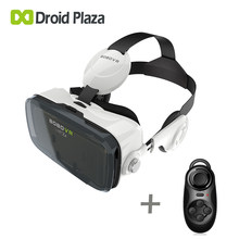 "BOBOVR Z4 3D VR Glasses Virtual Reality Headset Google Cardboard VR Box for iPhone 7 8 Plus Samsung S8 4.7~6"" Smartphone(China)"