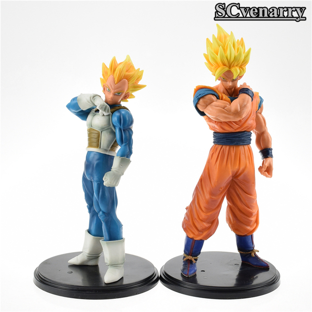 Dragon Ball Z Son Goku Vegeta PVC Action Figure Model Toy