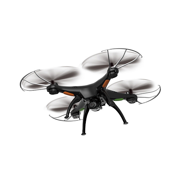 Syma X5SW X5W X5SW 1 2.4 GHz 4CH Axis Gyro WiFi in Tempo Reale Video RC Quadcopter UFO FPV Videocamera HD con Modalità Headless RTF - 3