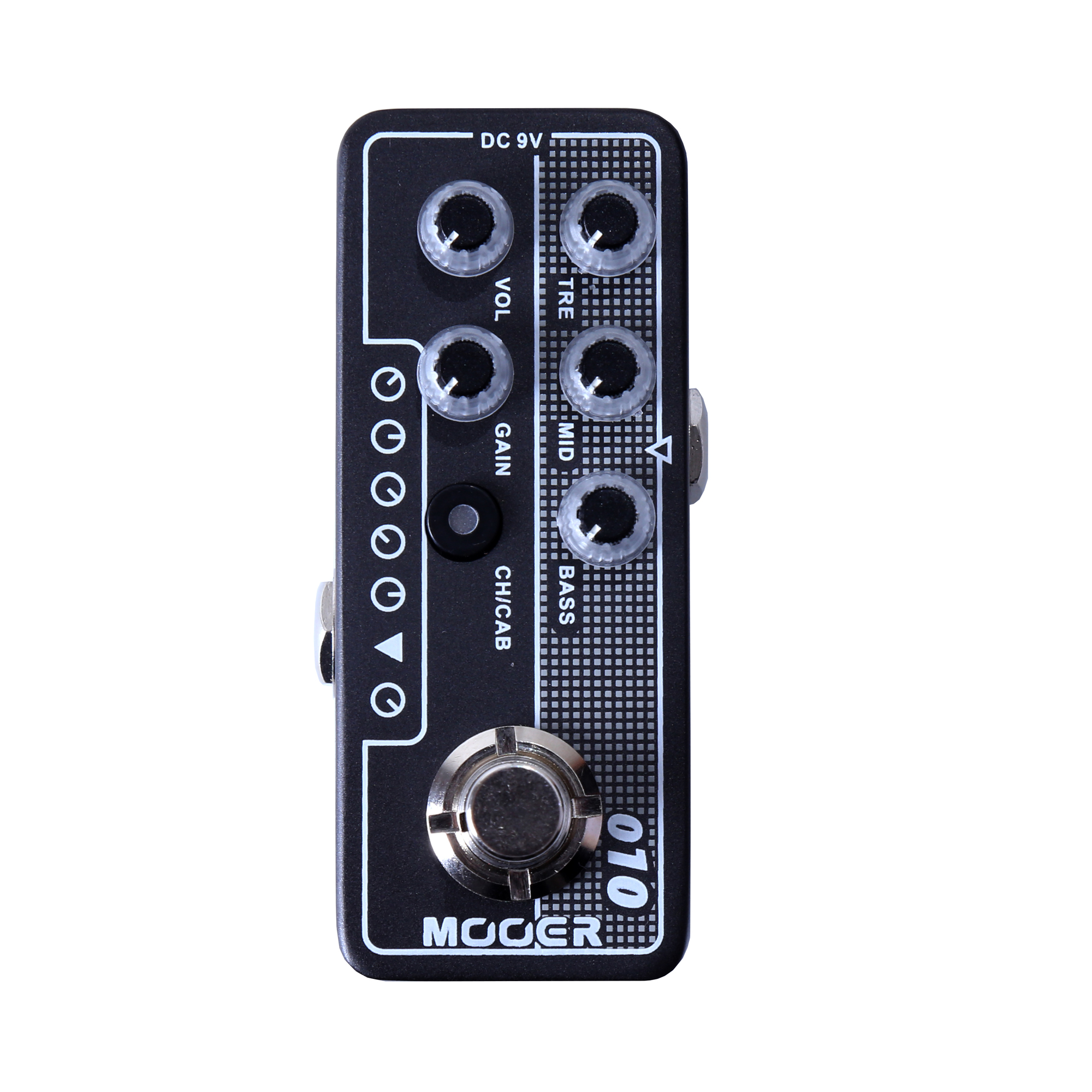 mooer 010 two stone guitar effect pedal gain volume controls tube amplifier 3 band eq electric. Black Bedroom Furniture Sets. Home Design Ideas