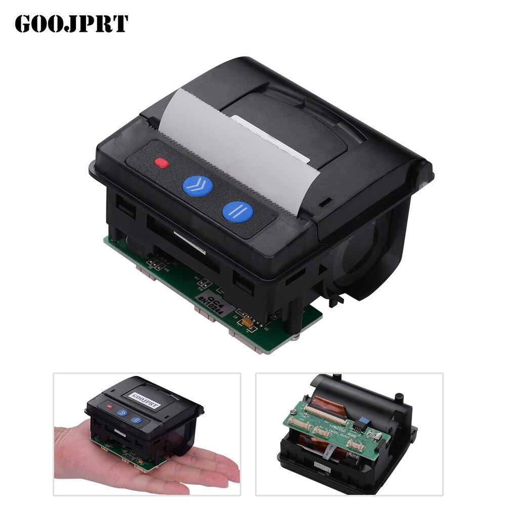 GOOJPRT Printer-Module Mobile-Receipt-Printer RS-232C Direct-Thermal-Printing 58mm Serial