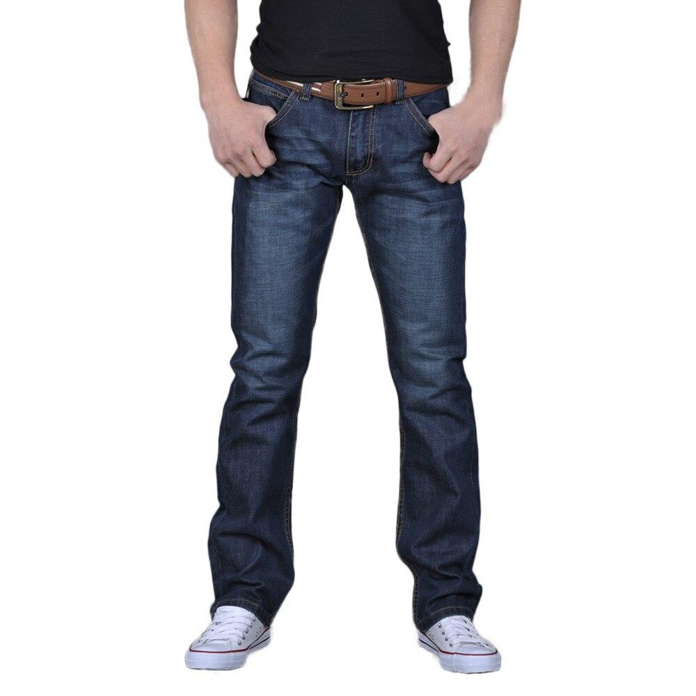 Männer Casual Herbst Denim Baumwolle Hip Hop Lose Arbeit Lange Hosen Jeans Gerade Hosen Casual Täglichen Feste Hohe Qualität 5,13