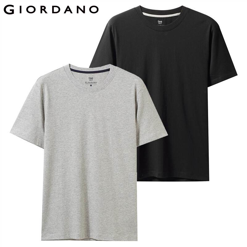Mens Summer Fashion Casual Pure Color O-Neck Half Sleeves T-Shirts Top Blouse