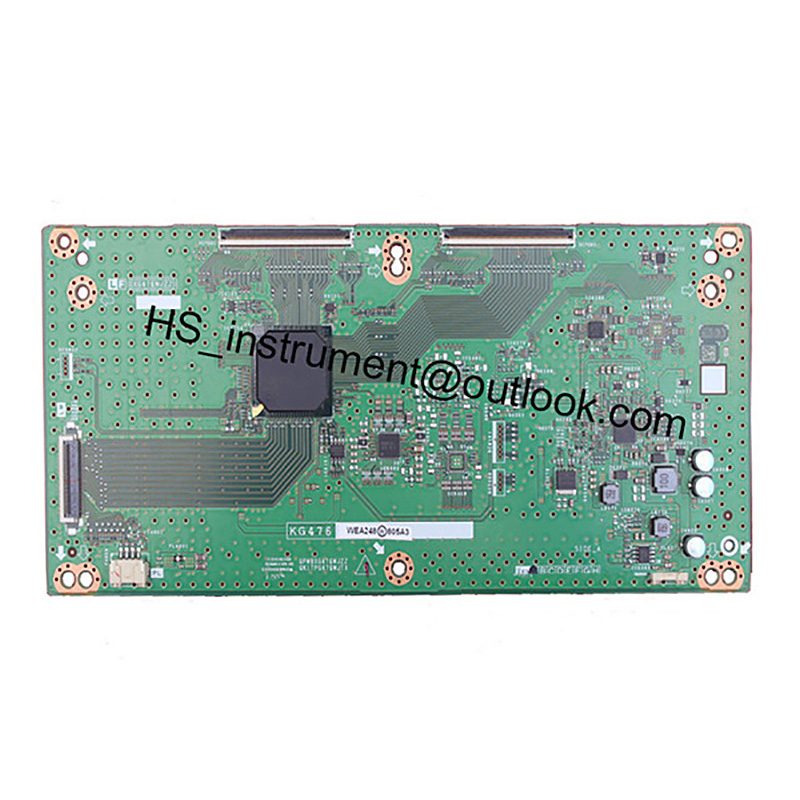 TECH QPWBXG476WJZZ XG476WJZZ KG476 Logic board for LCD-60LX565A NEW&ORIGINAL lcd board t400hw01 v0 07a01 1a logic board for screen klv 40f300a connector nocable