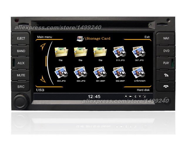 For Honda For Odyssey 2003 2004 Car Gps Navigation Dvd Player Radio